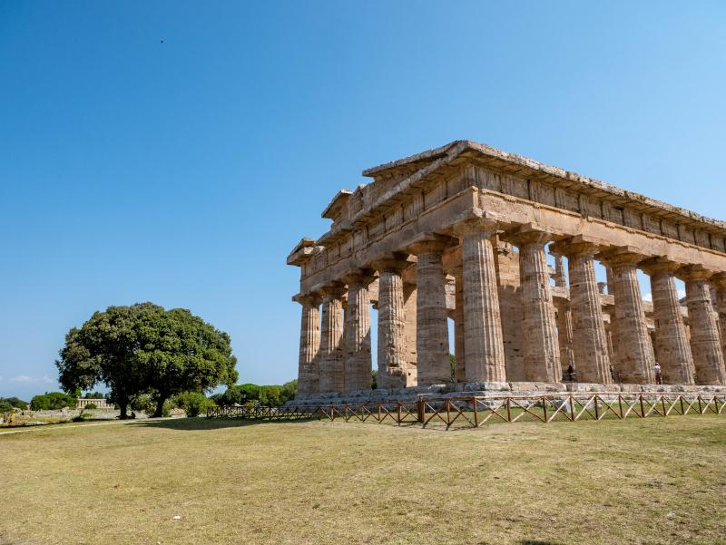 poseidontempel neptun tempel paestum poseidonia