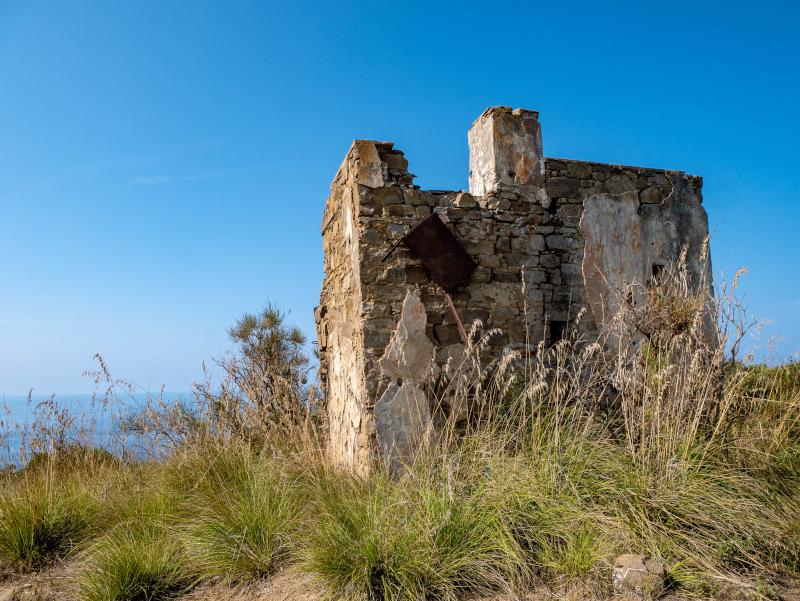 torre monte licosa Nationalpark Cilento