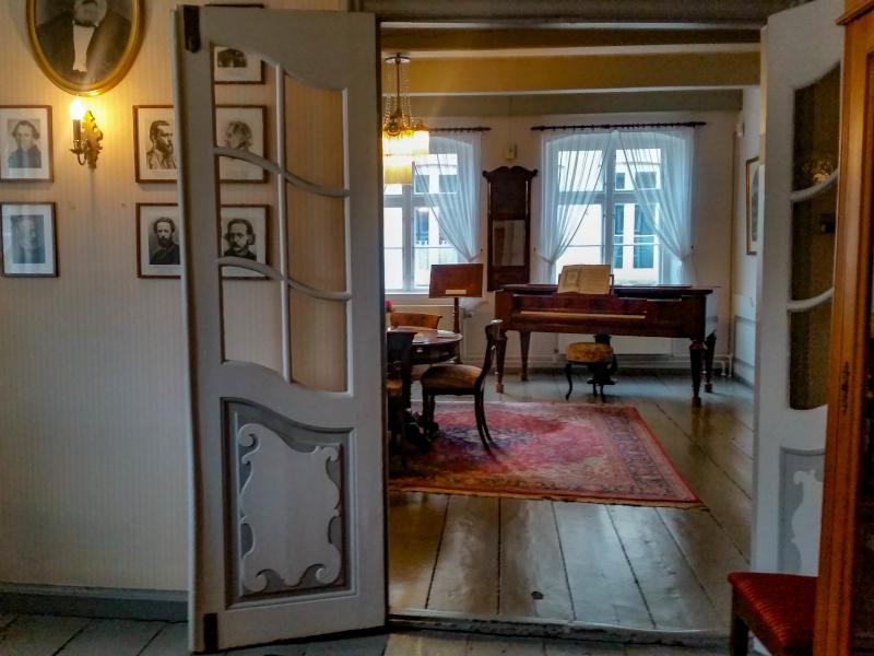 Theodor Storm Haus Museum Husum