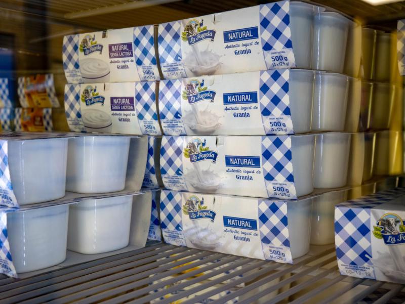 Joghurt la fageda