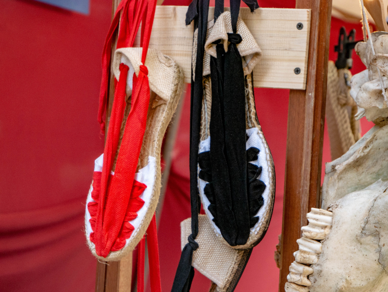 Espardenyes – Schuhe aus Hanf