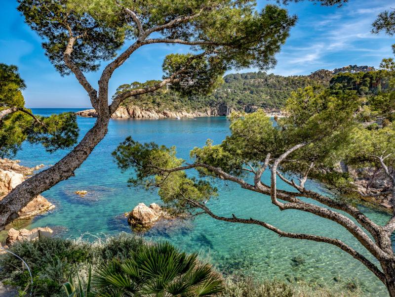zeit reisen katalonien costa brava freibeuter reisen AIGUABLAVA BEGUR