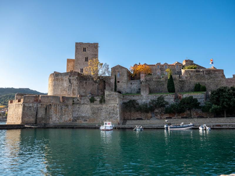 Chateau Collioure