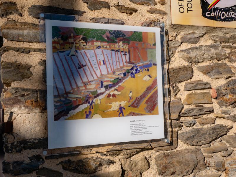 Fauvisme Matisse Collioure