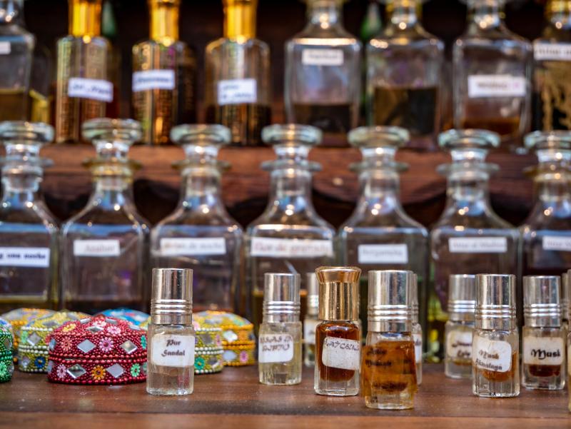 duft flaschen markt