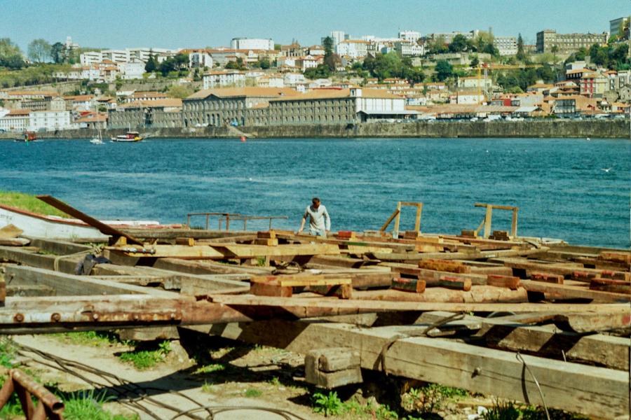 werft douro porto