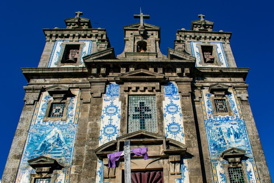 igreja lapa porto
