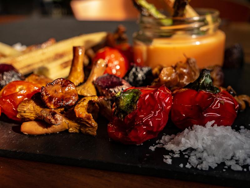 gesund essen vegetarisch lloret