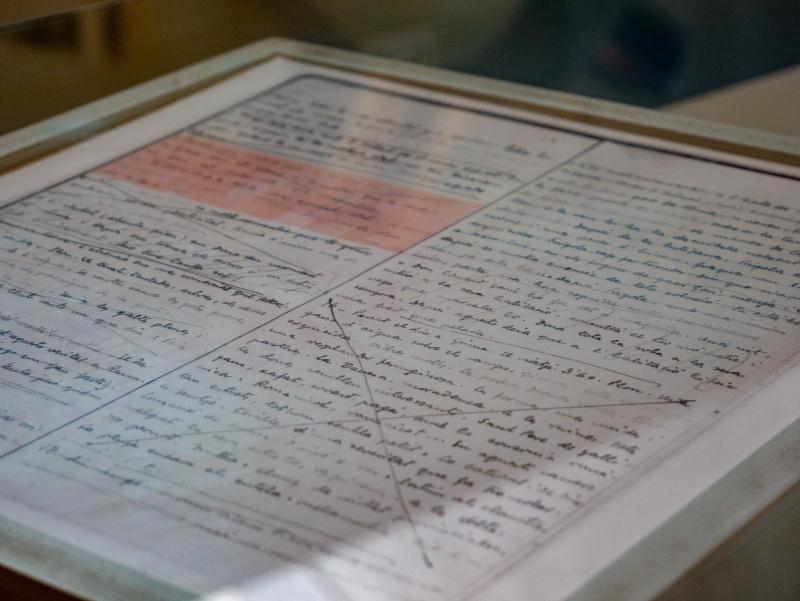 handschrift fundacio