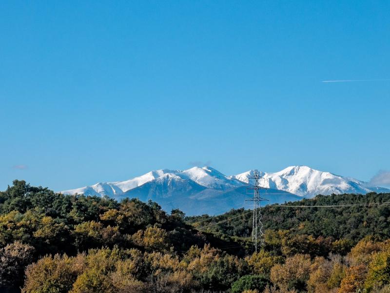 pyrenaen berge schnee la retirada exodus