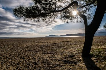 strand argelès plage lager