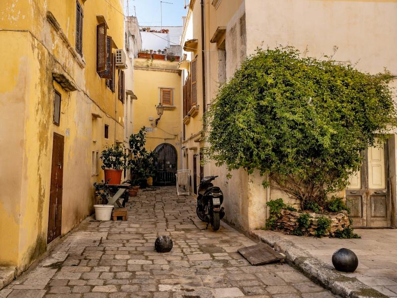 Altstadt Gallipolli