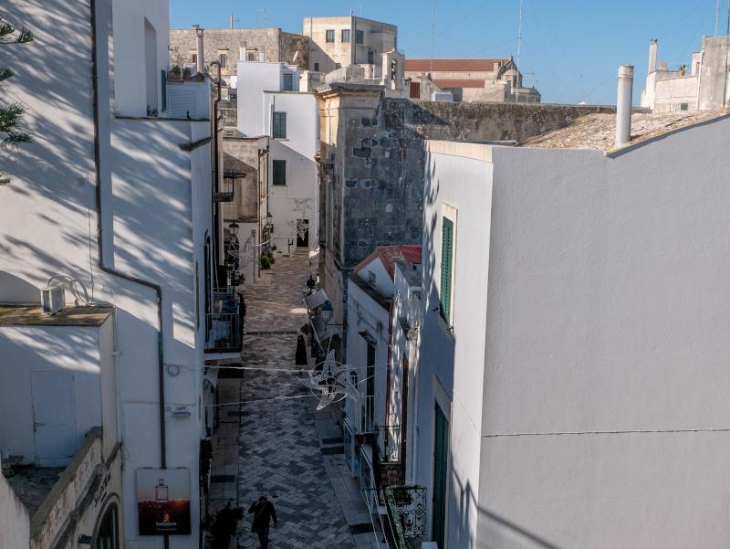 Otranto im Winter