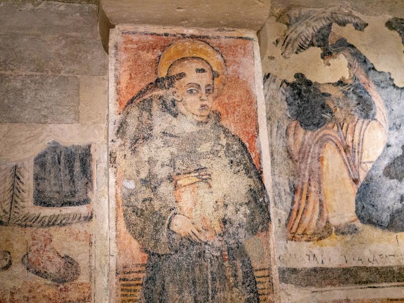 freske kirche