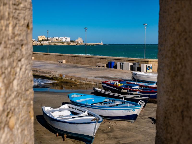 Otranto Hafen