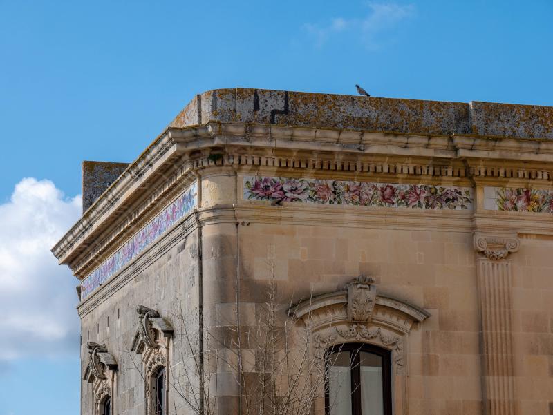 liberty stile palazzo