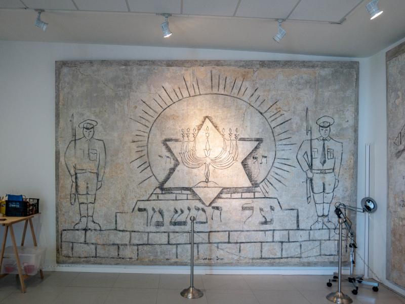 santa maria al bagno juedische geschichte museo della memoria