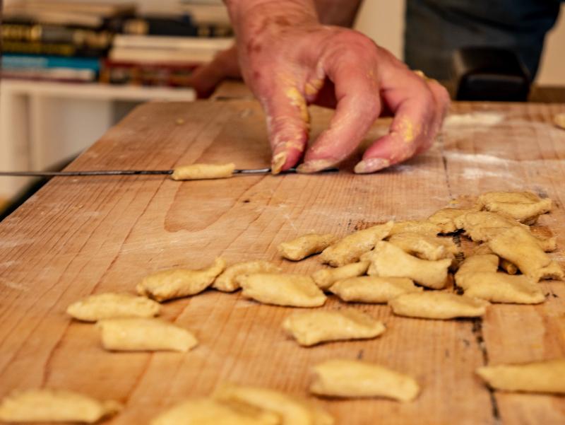 apulien pasta maccheroni