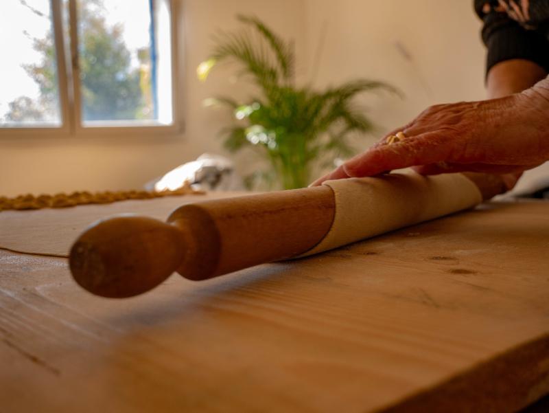 apulien pasta machen
