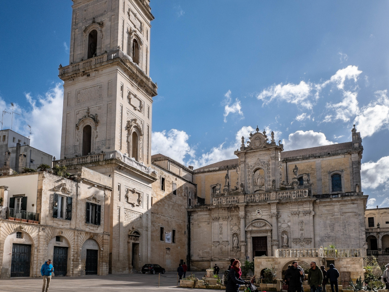 kathedrale lecce