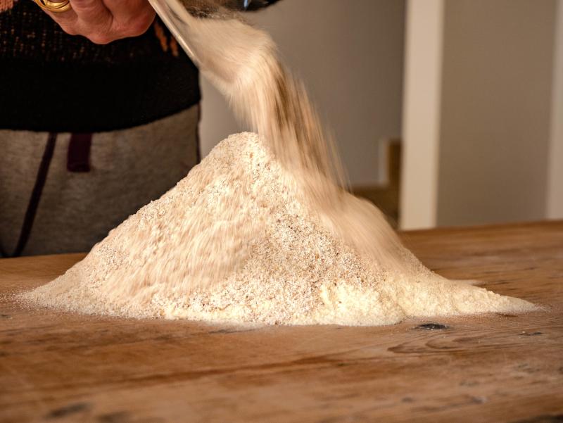 apulien nudeln machen mehl
