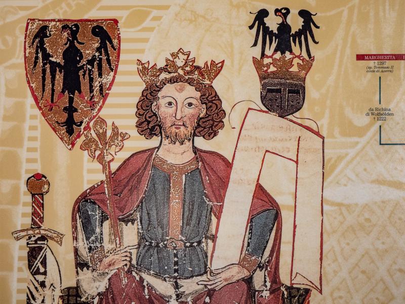 friedrich II Staufer