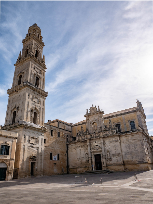Lecce Kathedrale