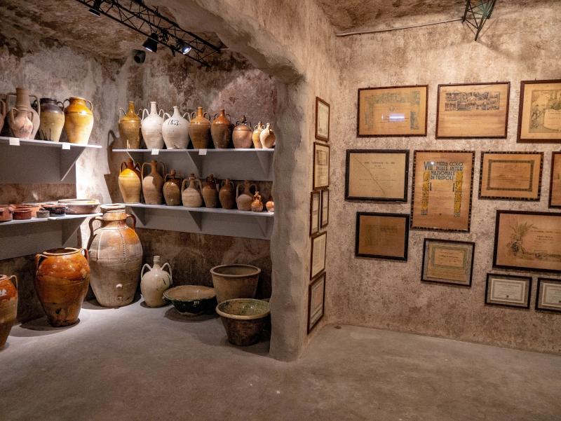 unterirdisch museum genossenschaft manduria