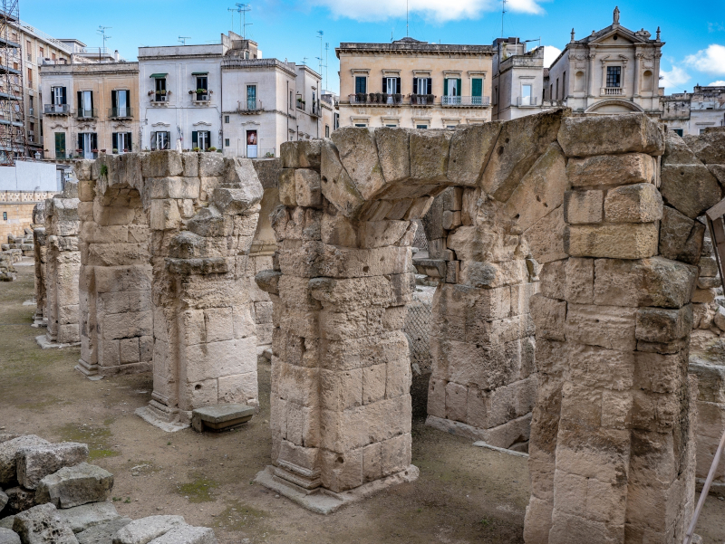 amphitheater Lecce