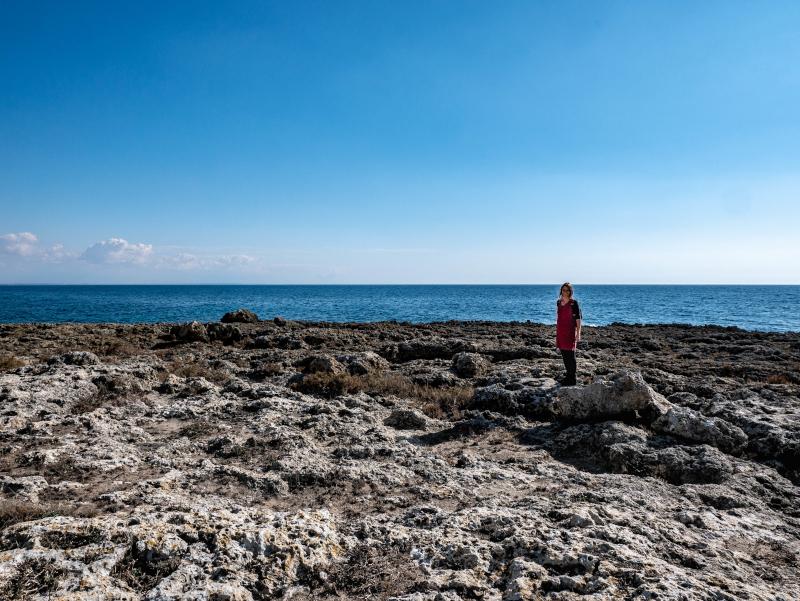 strand bei Torre colimena