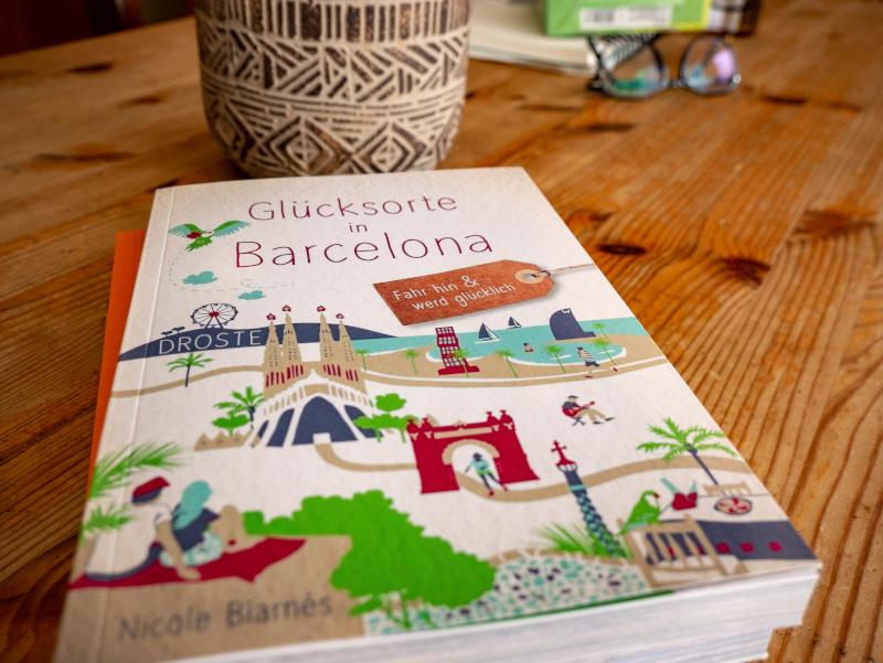 Mein Barcelona Buch