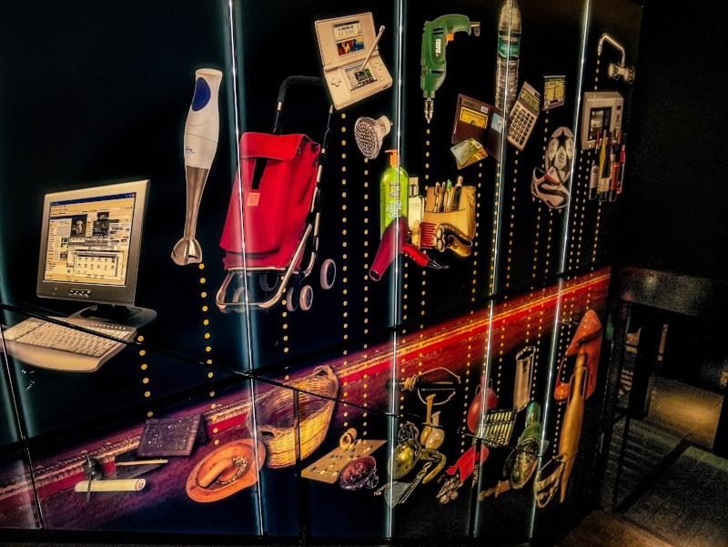treppe museum badalona
