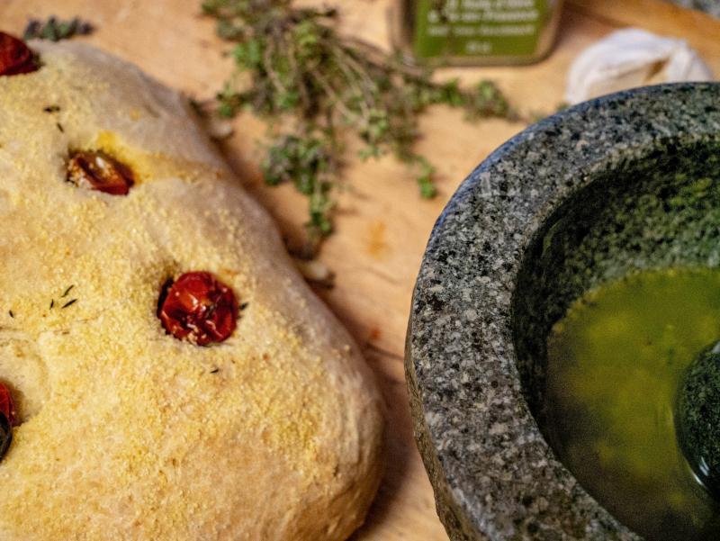 olivenoelbrot rezept huile d olive