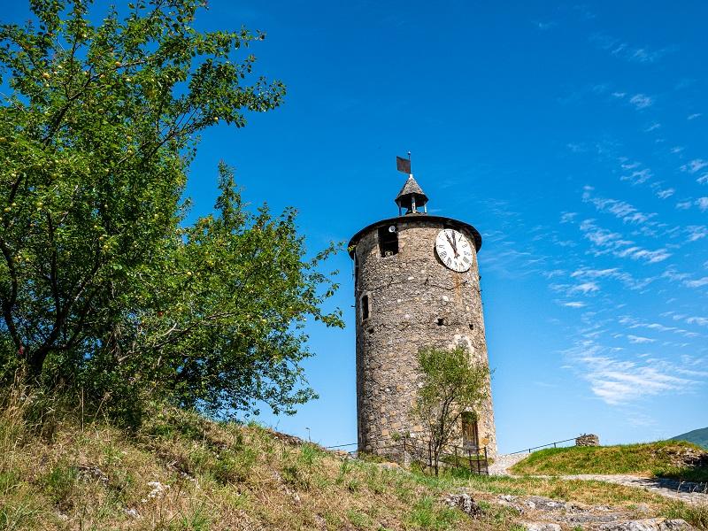 la tour castella tarascon sur ariège