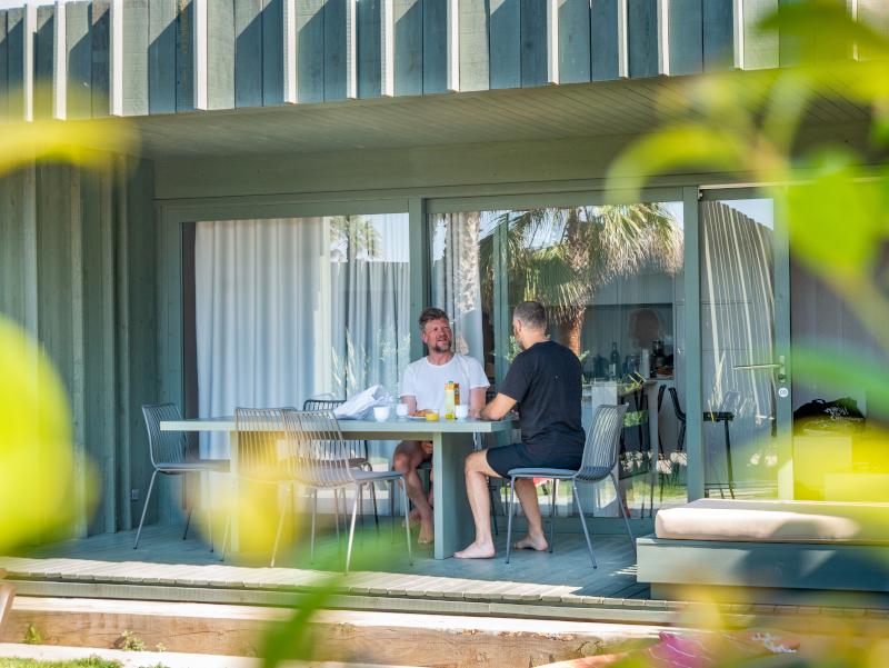 Camping an der Costa Brava La Ballena Alegre bungalow
