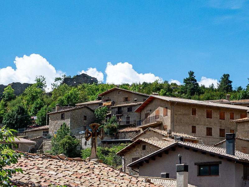 Häuser von Gósol