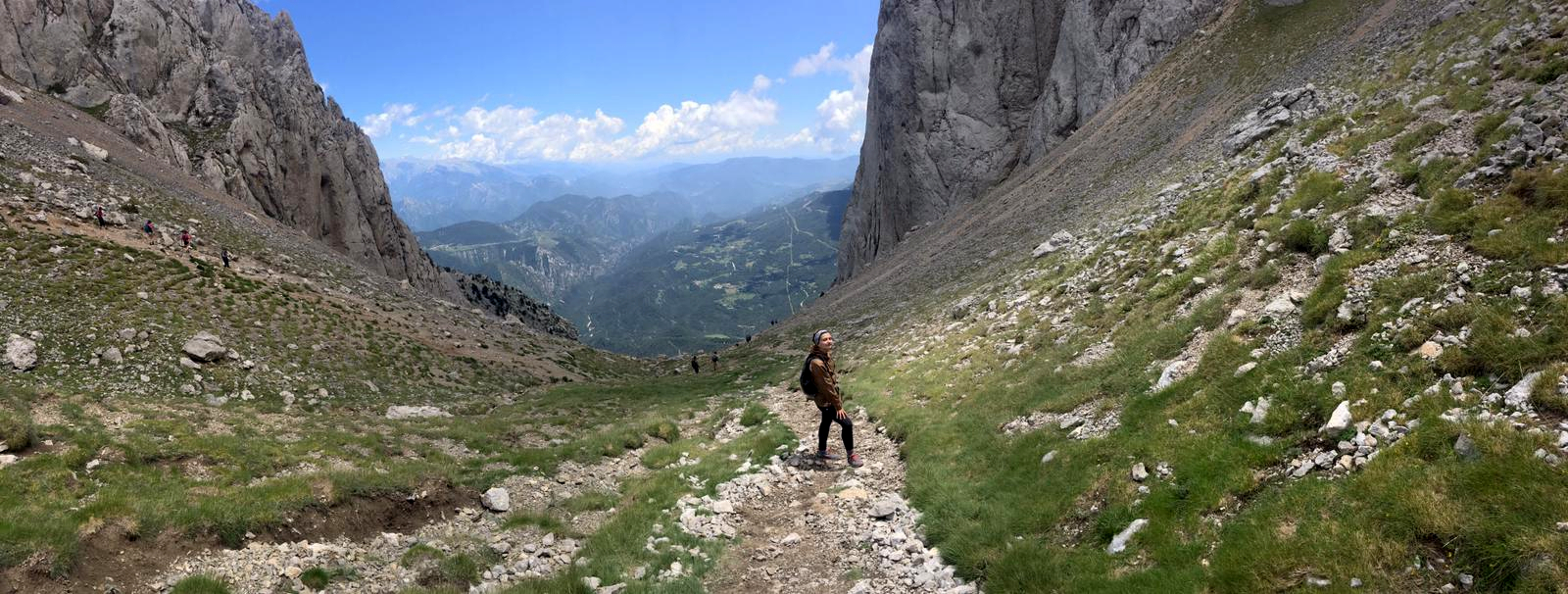 Wandern Pedreforca