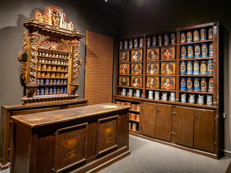 Llívia Apotheke Museum