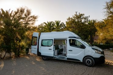 campervan tamarit resort costa daurada