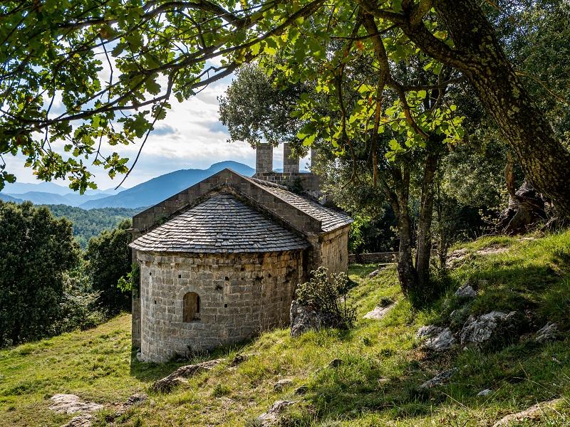 Sant Andreu de Bestracà alta garrotxa
