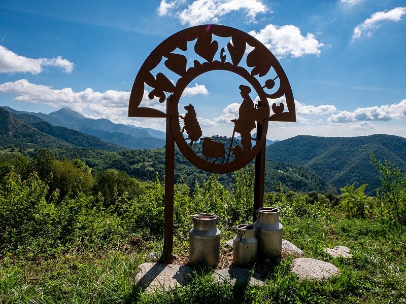 wandern Pyrenäen Rocabruna GR11