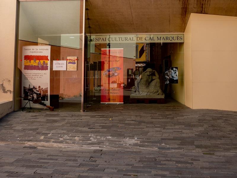 espai Ausstellung la retirada