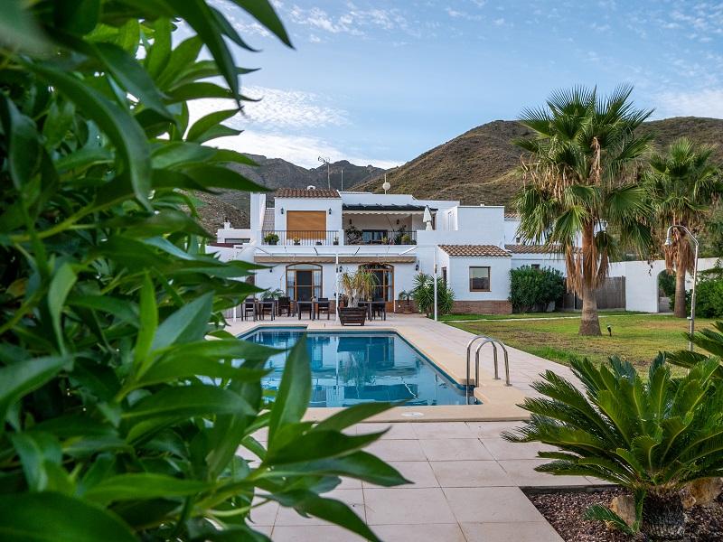 Hotel Andalusien Bed and Breakfast Cortijo el Sarmiento