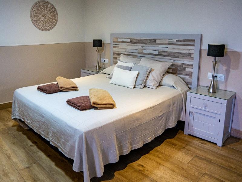 Bett Hotel Andalusien Bed and Breakfast Cortijo el Sarmiento