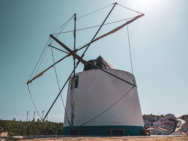 windmühle Odeceixe Algarve