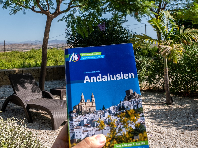 Reiseführer Andalusien