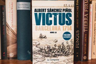 buch ueber barcelona Victus