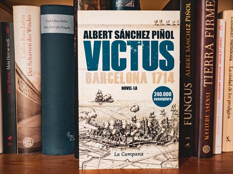 barcelona buch Victus