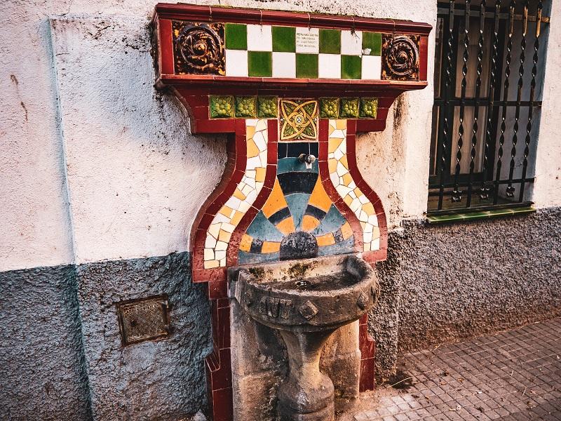 Brunnen Cardedeu