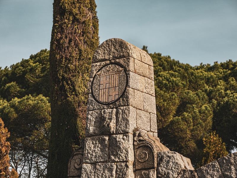cementiri cardedeu Friedhof